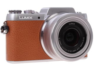 Камера со сменной оптикой Panasonic Lumix GF7 kit 12-32mm