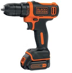 Шуруповерт Black&Decker BDCDD12KB