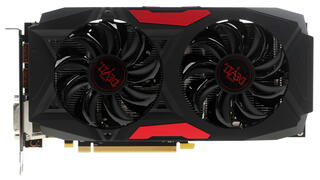 Видеокарта PowerColor AMD Radeon RX 470 Red Devil [AXRX 470 4GBD5-3DH/OC]