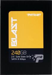 240 Гб SSD-накопитель Patriot Blast [PBT240GS25SSDR]