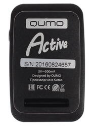 MP3 плеер Qumo Active Cool Black черный