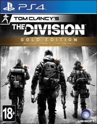 Игра для PS4 Tom Clancy's The Division Gold Edition