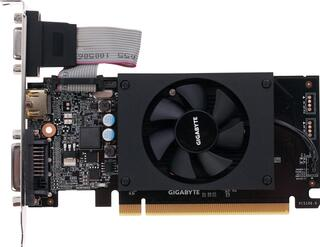 Видеокарта GIGABYTE GeForce GT 710 LP [GV-N710D3-2GL]
