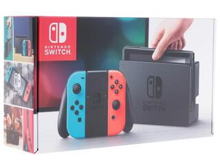 Игровая аффикс Nintendo Switch 02 GB Neon Red/Blue