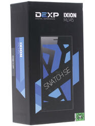 "4.5"" Смартфон DEXP Ixion ML145 Snatch SE 8 ГБ черный"