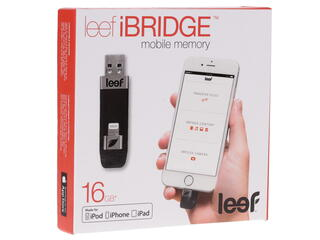 Память OTG USB Flash Leef iBRIDGE  16 Гб