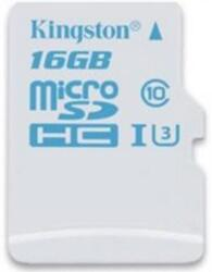 Карта памяти Kingston Action Card microSDHC 16 Гб