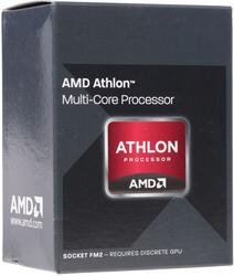 Процессор AMD Athlon II X2 370K
