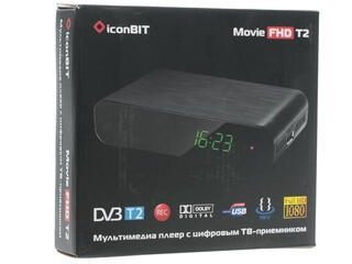 Медиаплеер iconBIT Movie FHD T2