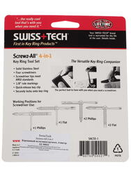 Мультитул Swiss+Tech Screwz-All 4-in-1