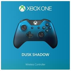 Геймпад Microsoft Xbox ONE - Dusk Shadow синий