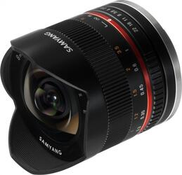 Объектив Samyang 8mm F2.8 UMC Fish-eye