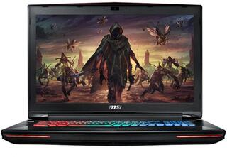 "17.3"" Ноутбук MSI GT72VR 6RE-028RU DOMINATOR PRO черный"