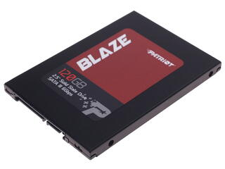 120 ГБ SSD-накопитель Patriot Blaze [PB120GS25SSDR]