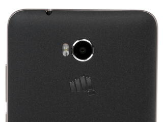 "5.5"" Смартфон Micromax Canvas Q385 8 ГБ черный"