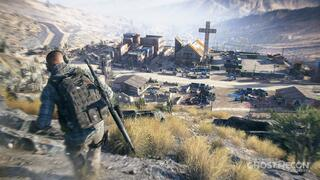 Игра для PS4 Tom Clancy's Ghost Recon: Wildlands D1 Edition