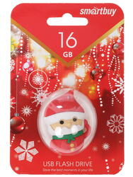 "Память USB Flash Smartbuy X'mas series ""Santa"" 16 Гб"