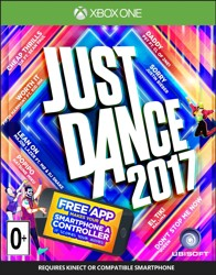 Игра для Xbox One Just Dance® 2017 New Gen Edition