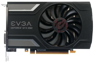 Видеокарта EVGA GeForce GTX 1060 SC GAMING [06G-P4-6163-KR]