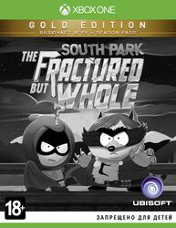 Игра для Xbox One South Park: The Fractured But Whole Gold Edition