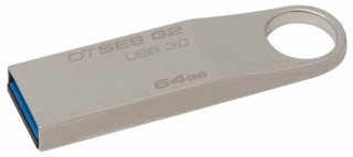 Память USB Flash Kingston DataTraveler SE9 G2 DTSE9G2 64 Гб