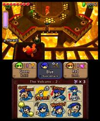 Игра для 3DS The Legend of Zelda: Tri Force Heroes