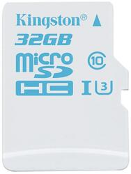 Карта памяти Kingston Action Card microSDHC 32 Гб