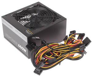 Блок питания Thermaltake Litepower 650W [LTP-0650-2]