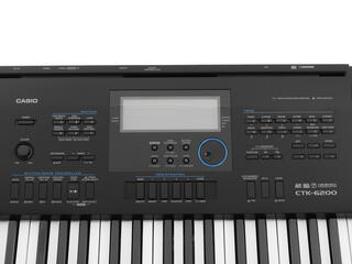 Синтезатор Casio CTK-6200