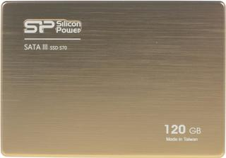 120 Гб SSD-накопитель SiliconPower Slim S70 [SP120GBSS3S70S25]