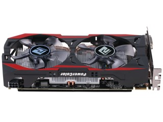 Видеокарта Powercolor AMD Radeon R7 370 [AXR7 370 2GBD5-PPDHE]