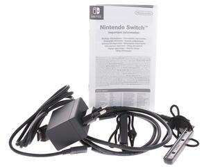 Игровая префикс Nintendo Switch 02 GB Neon Red/Blue