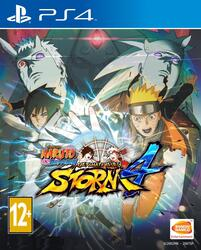 Игра для PS4 Naruto Shippuden Ultimate Ninja Storm 4