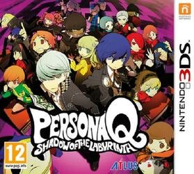 Игра для 3DS Persona Q: Shadow of the Labyrinth