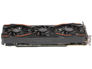 Видеокарта GIGABYTE GeForce GTX 1080 WINDFORCE OC [GV-N1080WF3OC-8GD]