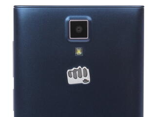 "5"" Смартфон Micromax Canvas Q413 16 ГБ синий"