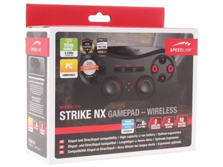 Геймпад Speedlink Strike NX черный