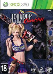 Игра для Xbox 360 Lollipop Chainsaw