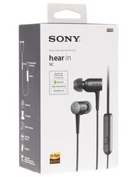 Наушники Sony h.ear in MDREX750NA
