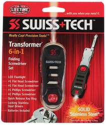 Мультитул Swiss+Tech Transformer