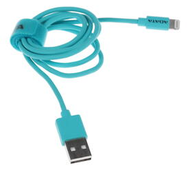 Кабель AData [AMFIPL-100CM-CBL] USB - Apple 8-pin синий