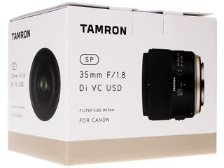 Объектив Tamron SP 35mm F1.8 Di VC USD