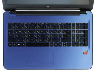 "15.6"" Ноутбук HP Notebook 15-ba067ur синий"