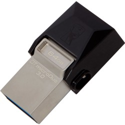 Память OTG USB Flash Kingston Kingston DataTraveler MicroDuo3  64 ГБ
