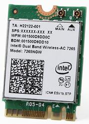 Wi-Fi  адаптер Intel 7265