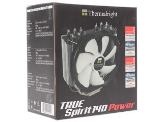 Кулер для процессора Thermalright True Spirit 140 Power