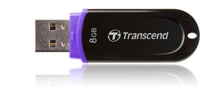 Память USB Flash Transcend JetFlash 300 8 Гб