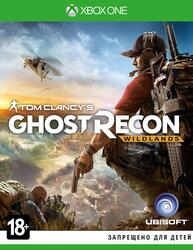 Игра для Xbox One Tom Clancy's Ghost Recon: Wildlands D1 Edition