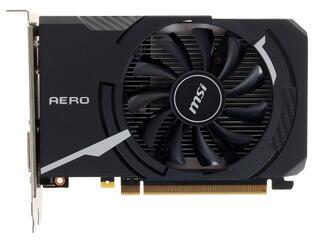 Видеокарта MSI GeForce GT 1030 AERO ITX OC [GT 1030 AERO ITX 2GD4 OC]