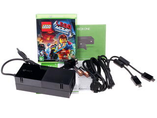 Игровая приставка Microsoft Xbox One + The LEGO Movie Videogame